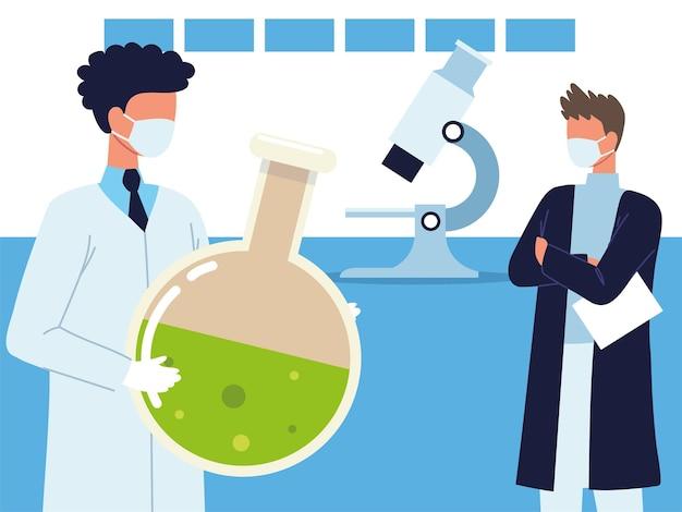 Análisis de investigación de médicos
