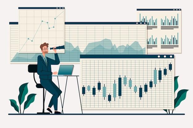 Análisis del mercado de valores