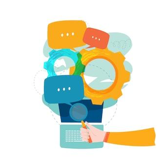 Análisis seo e investigación de palabras clave