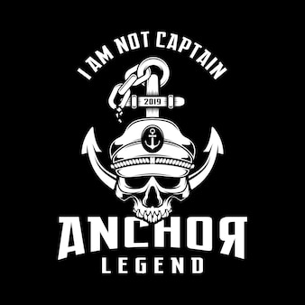 Anchor legend