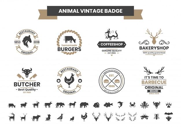 Animales vintage