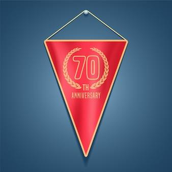 Aniversario de 70 años