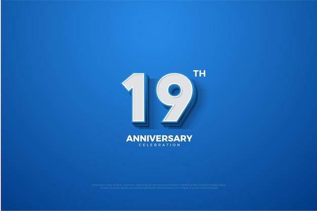 Aniversario del diecinueve