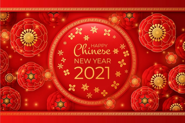 Año nuevo chino 2021