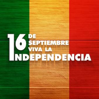 Antecedentes del día de la independencia de méxico.