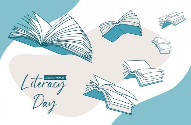 Antecedentes del día internacional de la alfabetización