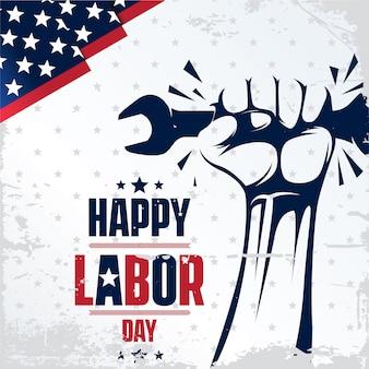 Antecedentes del día del trabajo americano