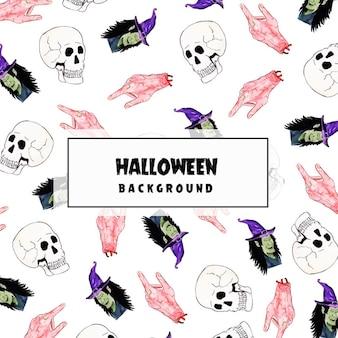 Antecedentes de helloween