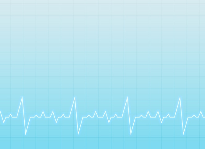 Antecedentes médicos y de salud con electrocardiograma