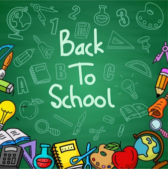 Antecedentes de regreso a la escuela