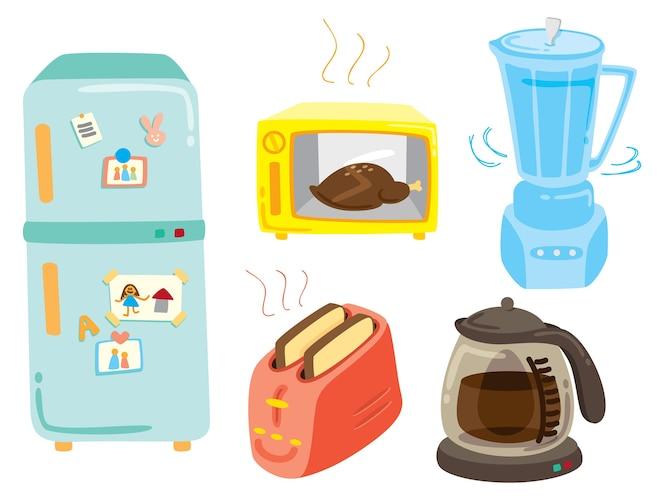 Horno microondas descargar iconos gratis for Aparatos de cocina