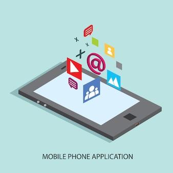 Aplicación de teléfono móvil