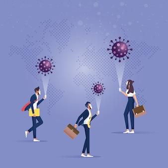 Aplicaciones de seguimiento y noticias en línea del coronavirus