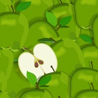 Apple pila de patrones sin fisuras