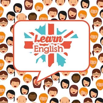 Aprende inglés diseño