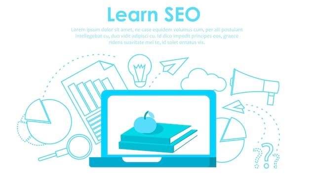 Aprender seo banner