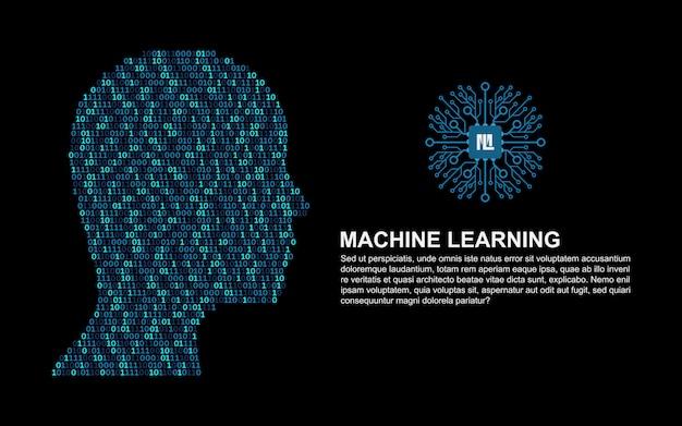 Aprendizaje automático. inteligencia artificial.