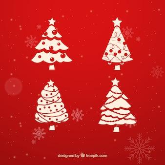 árbol de navidad conjunto