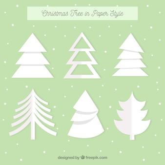 Árboles decorativos de navidad