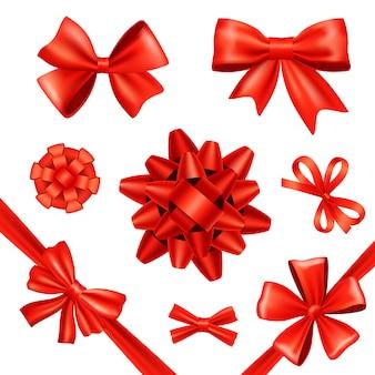 Arcos y cintas de regalo