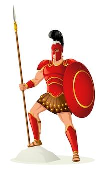 Ares, el dios de la guerra