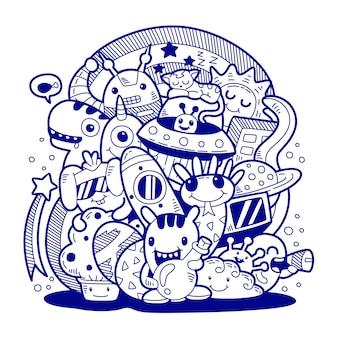 Arte del doodle