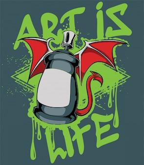 El arte es vida