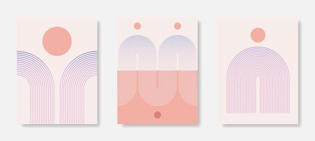 Arte de marco moderno. arte abstracto de la pared. arte digital de decoración de interiores.