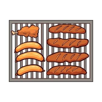 El asado es una comida típica argentina
