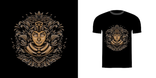 Asistente de diseño de camiseta para diseño de camiseta