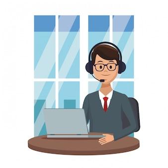 Asistente de servicios al cliente