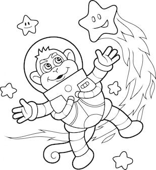 Astronauta mono