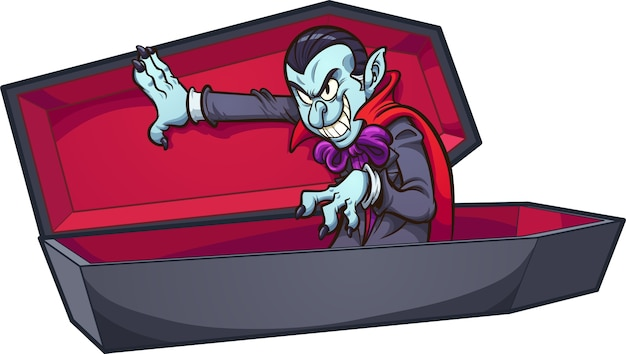 Ataúd de vampiro