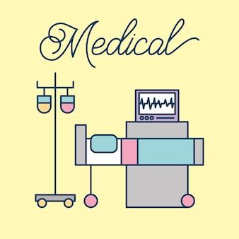 Atención médica médica