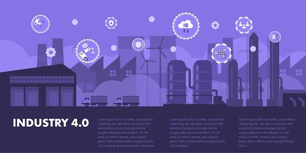 Automatización de fábrica inteligente