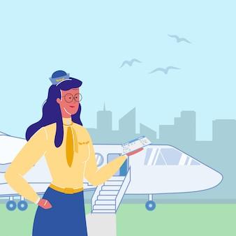 Auxiliar de vuelo
