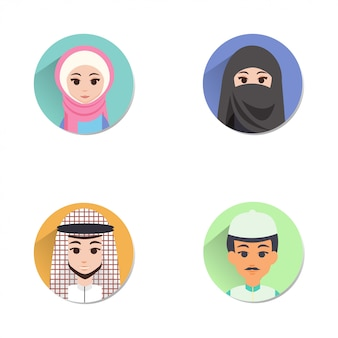 Avatar musulmán