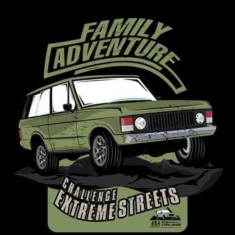Aventura familiar