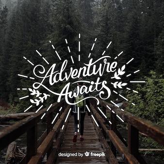 La aventura te aguarda