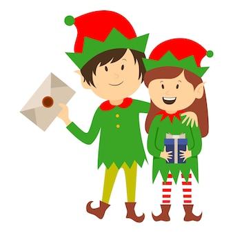 Ayudantes elfos