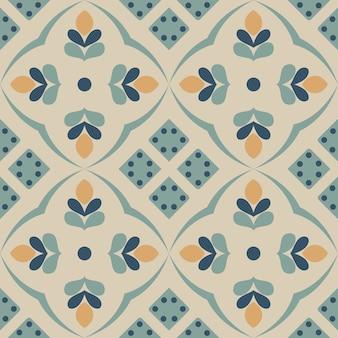 Azulejos de diseño sin patrón.