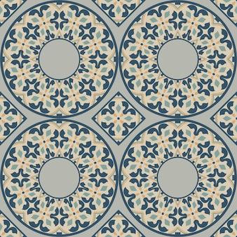 Azulejos de patrones sin fisuras