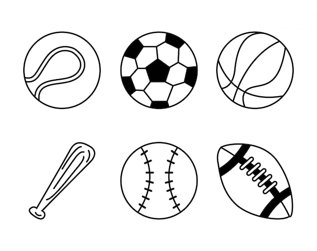 Balones de diseño deportivo