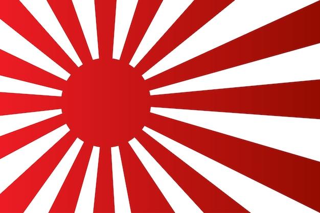 Bandera naval japonesa