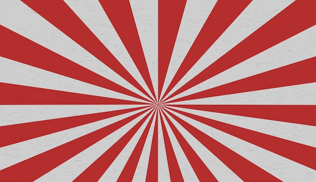 Bandera de la puesta del sol imperial japonesa