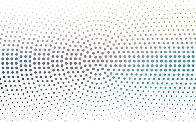 Banderas amarillas vector conjunto de círculos
