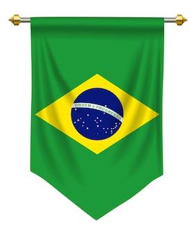 Banderín de brasil