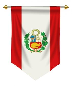Banderín peruano