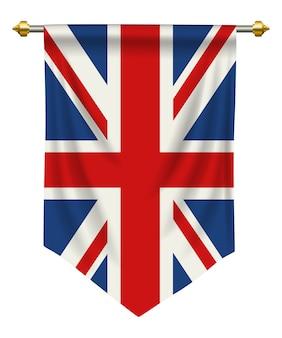 Banderín del reino unido
