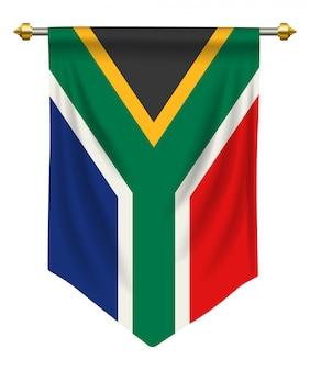 Banderín de sudáfrica